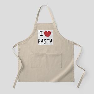 I heart pasta Apron