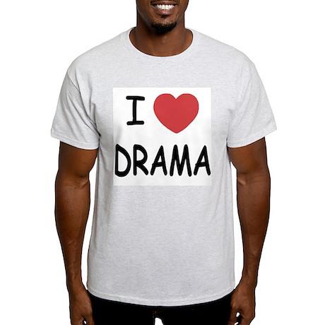 I heart drama Light T-Shirt