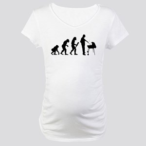 Barbeque Maternity T-Shirt