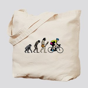 Bike Racer Tote Bag