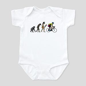 Bike Racer Infant Bodysuit