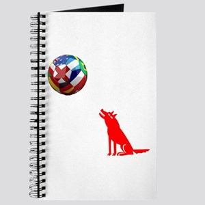 Howling At The Ball! Journal
