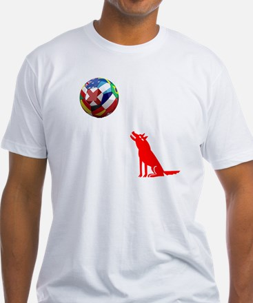 Howling At The Ball! Shirt
