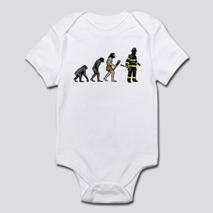Firefighter Infant Bodysuit