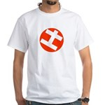 Helppox White T-Shirt