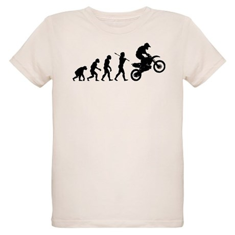 Motocross Organic Kids T-Shirt