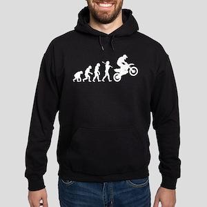 Motocross Hoodie (dark)
