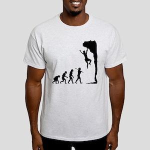Rock Climbing Light T-Shirt