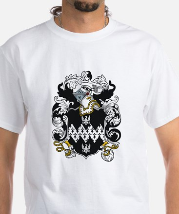 Osmond Coat of Arms White T-Shirt