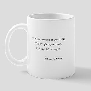 Ed Murrow Mug