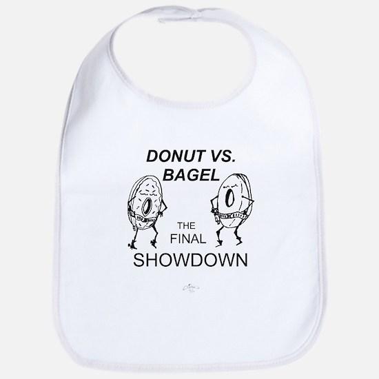 Donut vs. Bagel - Final Showd Bib