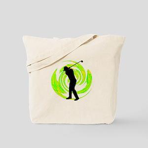 TEE TIME Tote Bag