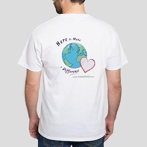 Aura's House White T-Shirt