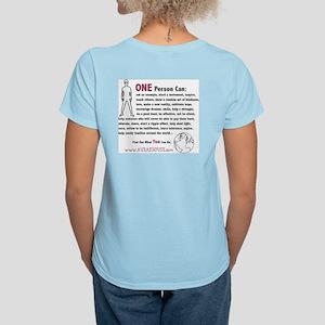 Aura's House Women's Pink T-Shirt