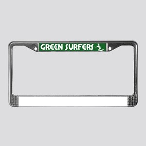 Foie Gross License Plate Frame