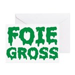 Foie Gross Greeting Cards (Pk of 10)