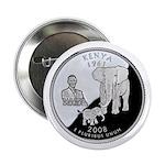 Kenyan Quarter Button