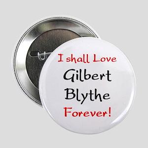 """gilbert blythe 2.25"""" Button"""