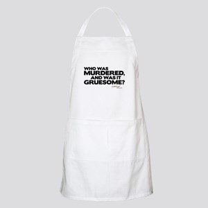 I'm Just Here for the Story Apron
