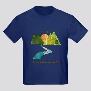 Wander Kids Dark T-Shirt