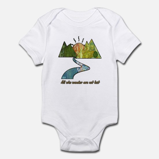 Wander Infant Bodysuit