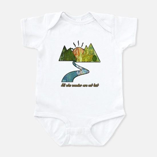 Wander Infant Bodysuit
