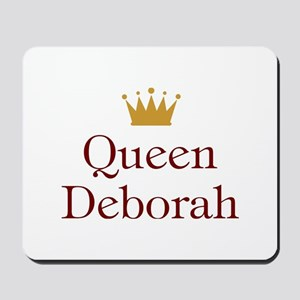Queen Deborah Mousepad