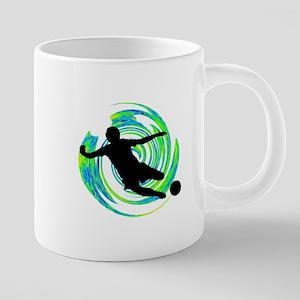 GOALS HAPPENING 20 oz Ceramic Mega Mug