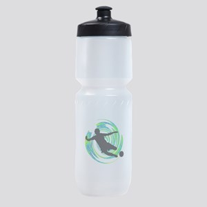 GOALS HAPPENING Sports Bottle