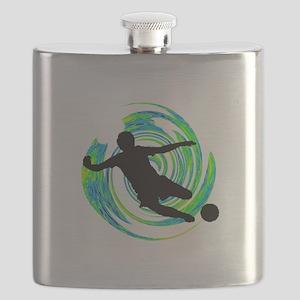 GOALS HAPPENING Flask