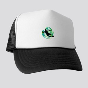GOALS HAPPENING Trucker Hat