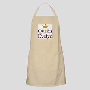 Queen Evelyn Apron