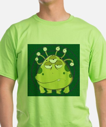 The Most Ugly Alien Ever T-Shirt