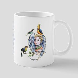 The Amore Opera Magic Flute Mug