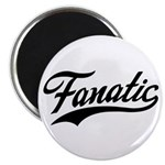Fanatical Gear (black) Magnet
