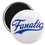 Fanatical Gear (blue) Magnet