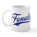 Fanatical Gear (blue) Mug