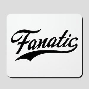 Fanatical Gear (black) Mousepad
