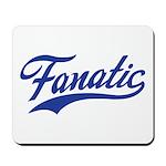 Fanatical Gear (blue) Mousepad