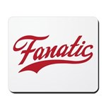 Fanatical Gear (red) Mousepad