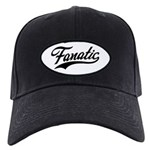 Fanatical Gear (black) Black Cap
