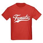Fanatical Gear (white) Kids Dark T-Shirt