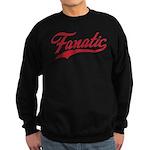 Fanatical Gear (red) Sweatshirt (dark)