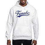 Fanatical Gear (blue) Hooded Sweatshirt