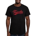 Fanatical Gear (red) Men's Fitted T-Shirt (dark)