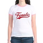 Fanatical Gear (red) Jr. Ringer T-Shirt