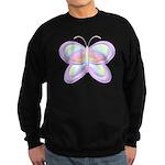Butterfly Rainbow Sweatshirt (dark)