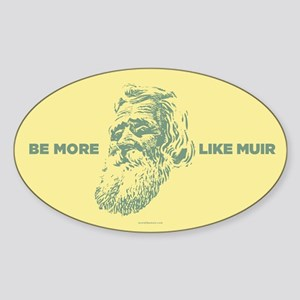 Muir Sticker (Oval)