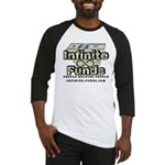 Infinite Funds Logo With Link Baseball Jersey