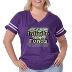 Infinite Funds Logo With Link Women's Plus Size Fo